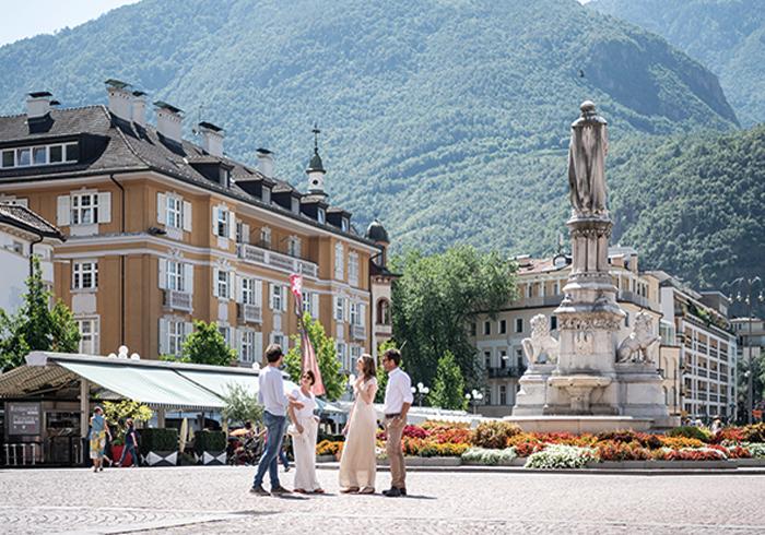 Tourist Info Bolzano Bozen